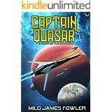 The Space-Time Conundrum: A Funny Sci-fi Space Adventure (Captain Quasar Book 1)