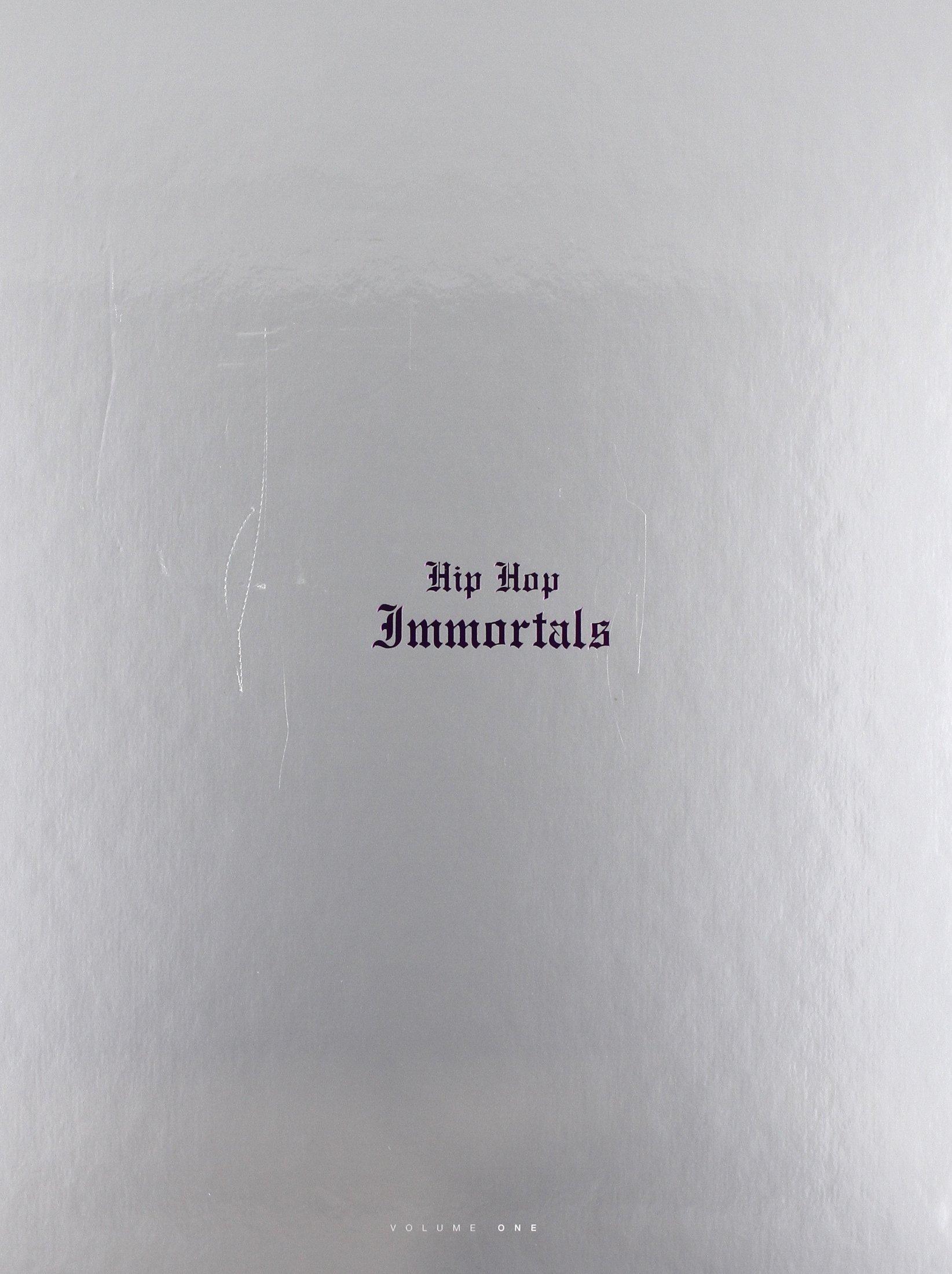 Hip Hop Immortals Volume One Platinum Edition Second Printing