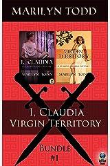 The Claudia Seferius Mysteries: Bundle #1 Kindle Edition