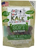 Dogs Love Kale Soft Dog Treats with Moringa