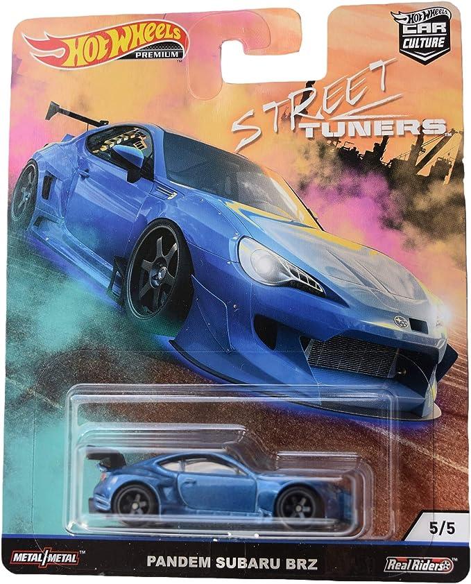 Honda S2000 Street Tuners 4//5 Car Culture 1:64 Hot Wheels FYN77 FPY86