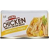 Heinz Chicken Shredded Sweetcorn and Mayo, 85g
