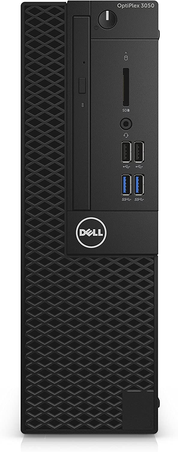 Dell Opti 3050 SFF/i5-7500/8GB/128GB SSD/Intel HD 630/DVD RW/No Wifi/W10Pro/1Yr NBD (G7HYR)