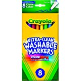 Crayola Fine Line Washable Markers-Classic Colors 8/Pkg