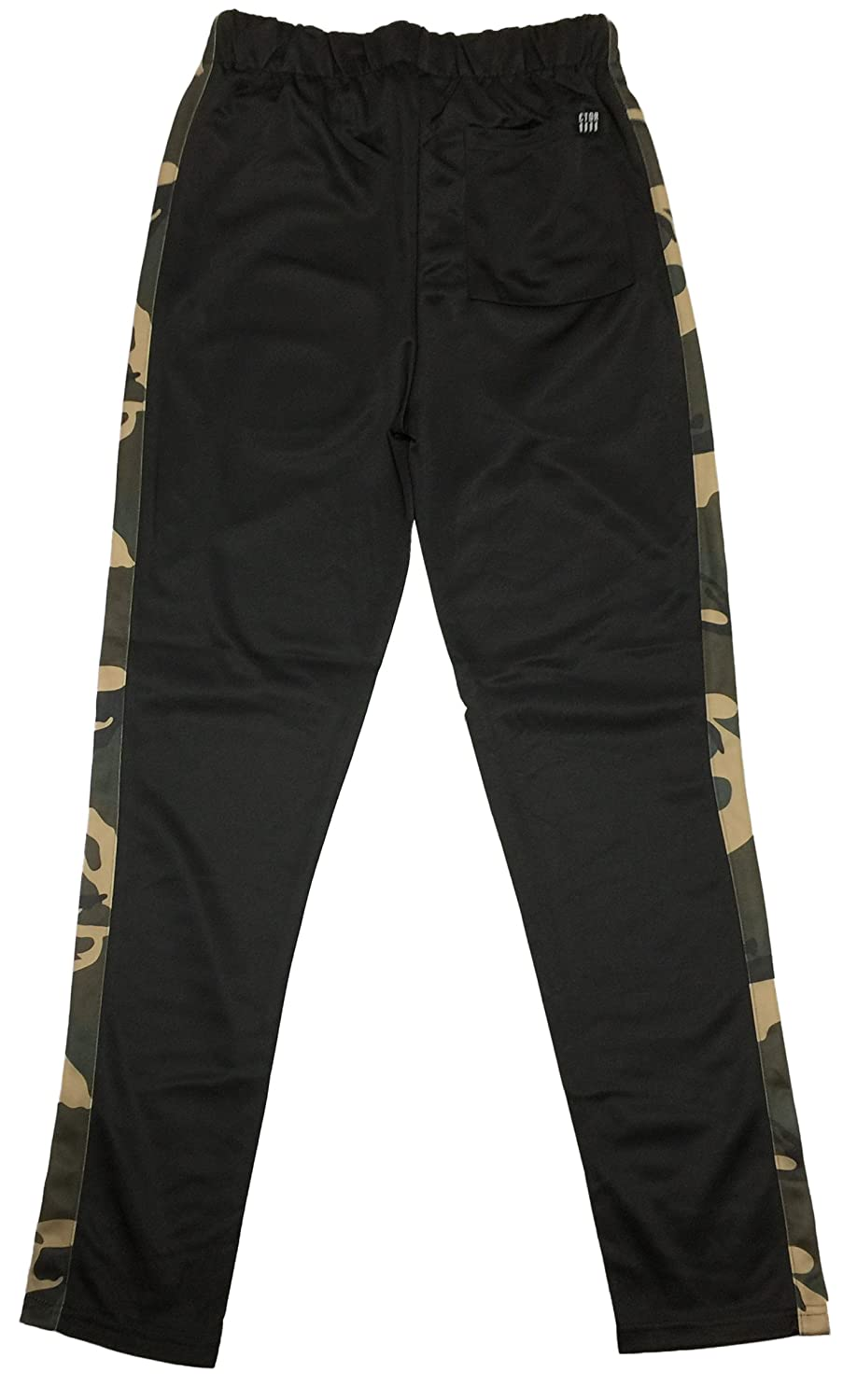Men's Clothing Contender Royal/white Side Stripe Track Pants At Any Cost