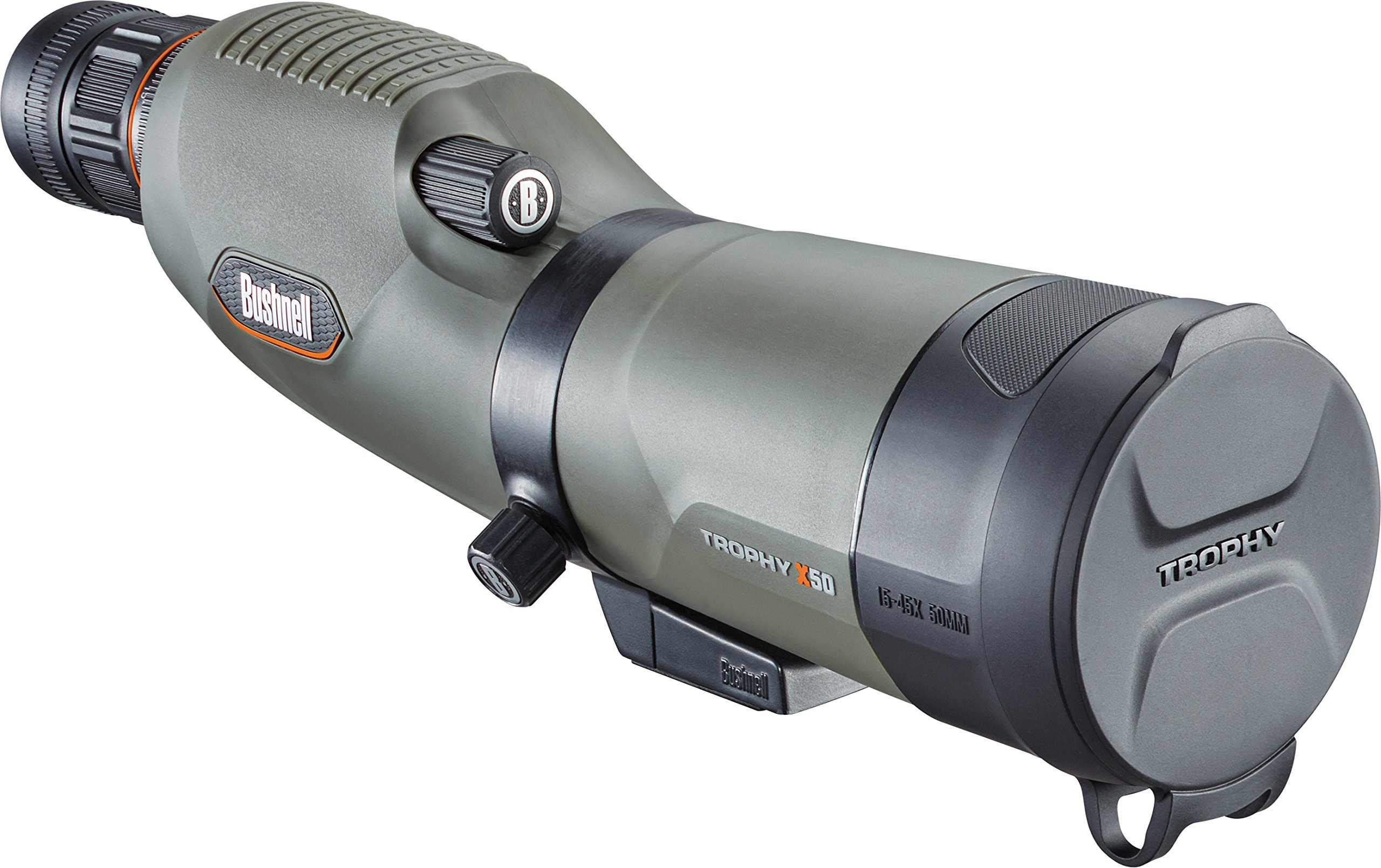 Bushnell Trophy Xtreme Spotting Scope, Green, 20-60 x 65mm by Bushnell (Image #3)