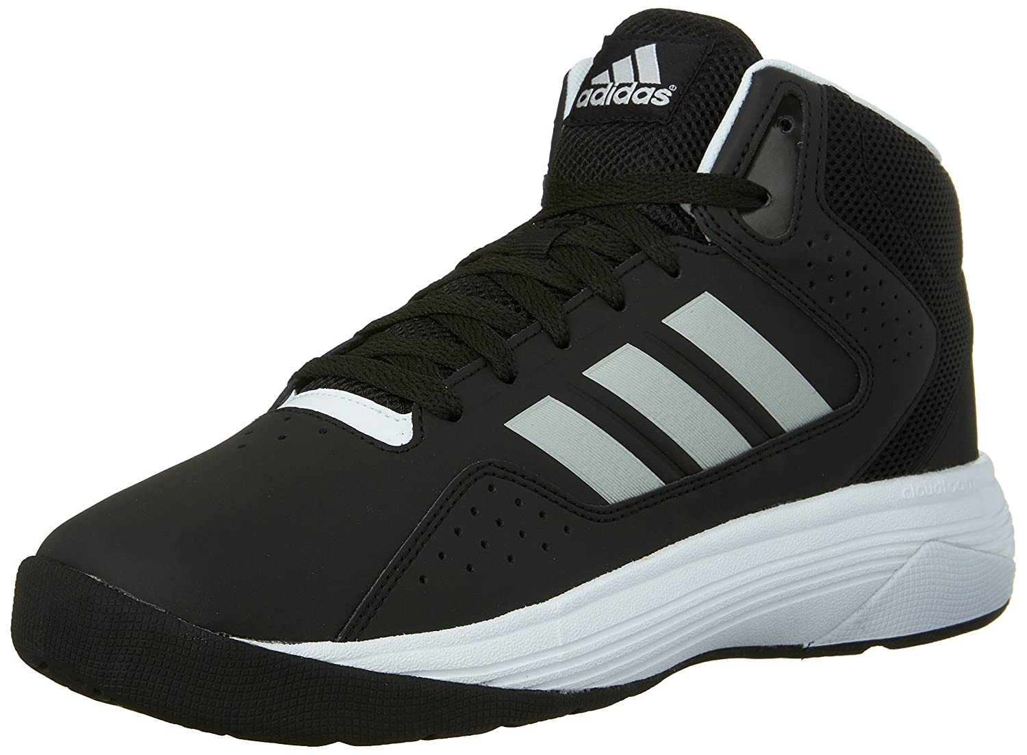 adidas NEO Men s Cloudfoam Ilation Mid Basketball Shoe ...
