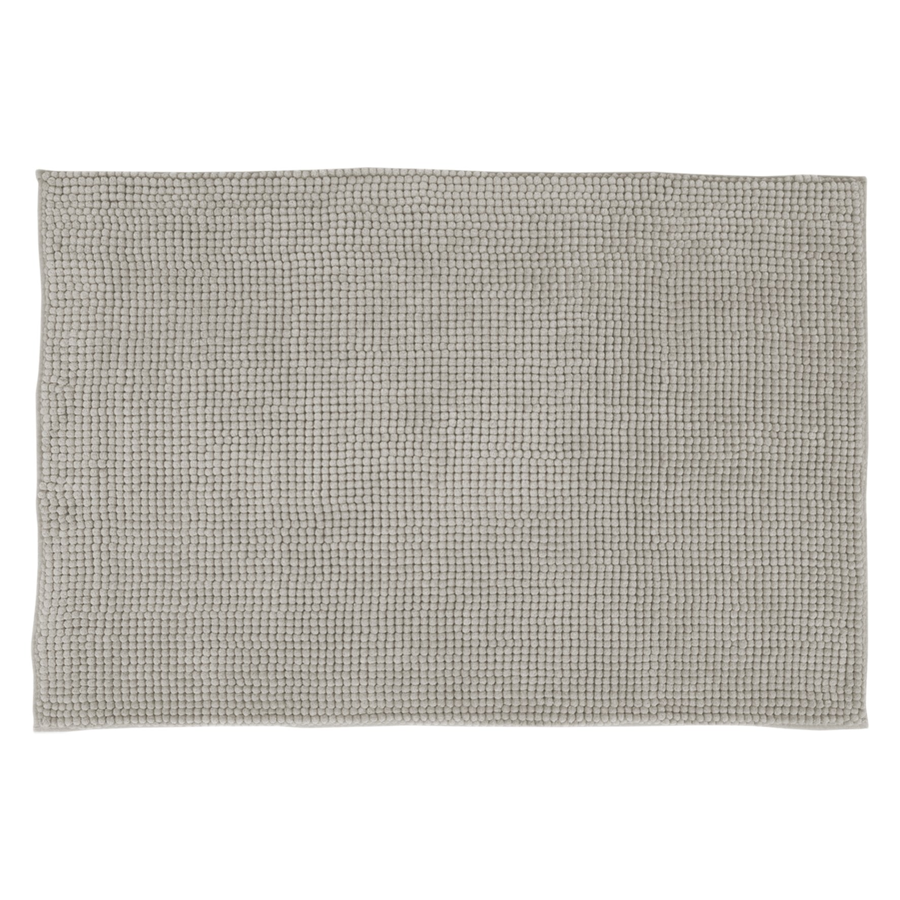 DIFFERNZ 31.110.02 Baru Bath Mat, Taupe by Differnz