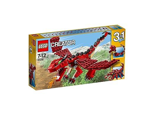 LEGO Creator Rote Kreaturen günstig kaufen 31032