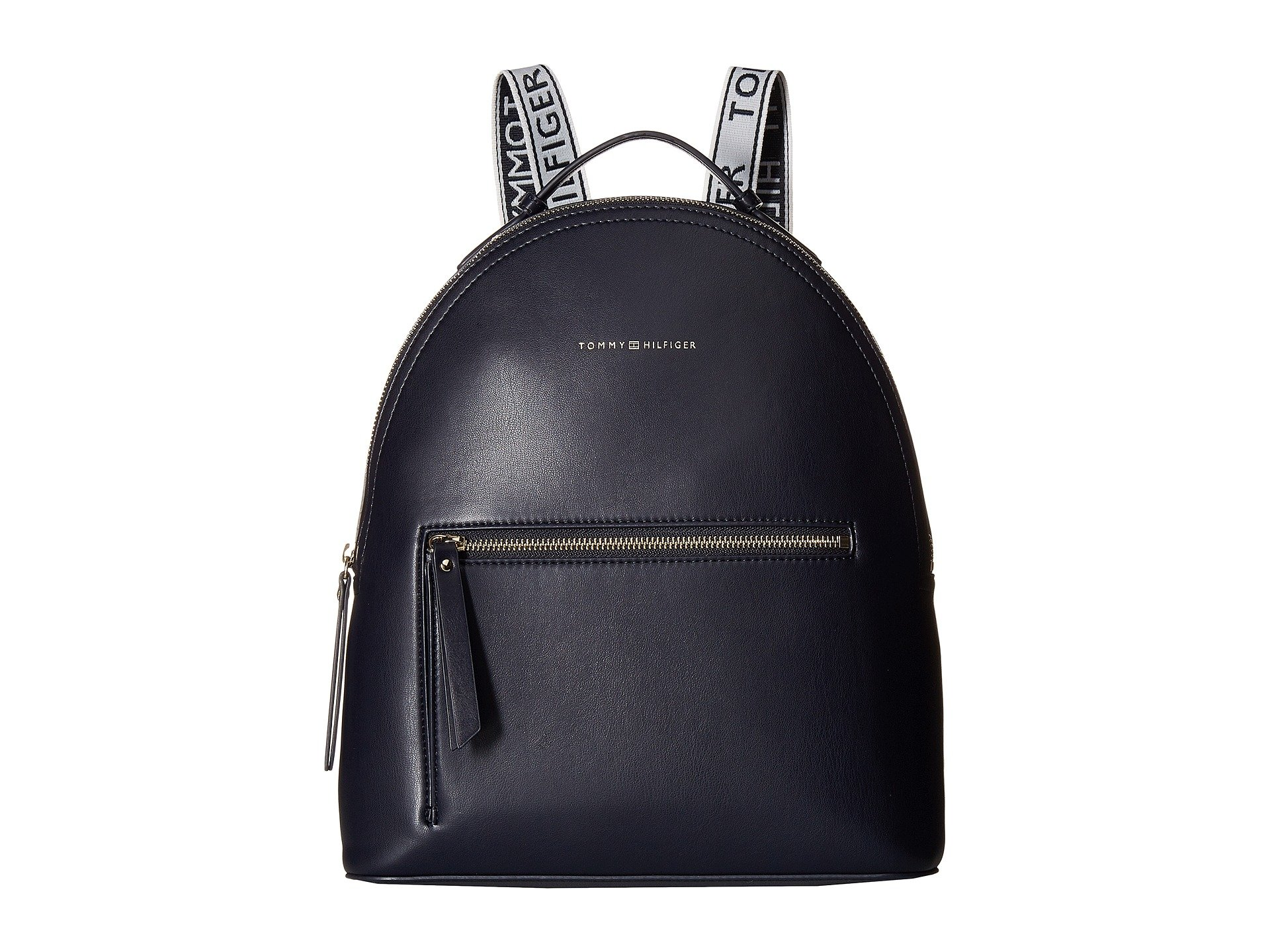 52a7d21c23e Galleon - Tommy Hilfiger Women's Iconic Tommy Backpack Black One Size