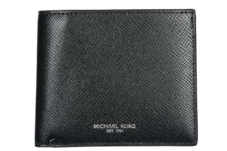 Michael Kors 36T7LWRF1L BLACK Carteras Hombre Negro TGUNI: Amazon.es: Ropa y accesorios