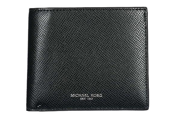 Michael Kors 36T7LWRF1L BLACK Carteras Hombre Negro TGUNI
