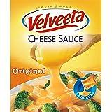 Velveeta Original Cheese Sauce (4 oz Pouches, Pack of 3)
