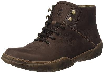 El Naturalista N5381, Sneakers Basses Homme, Marron (Wood), 46 EU