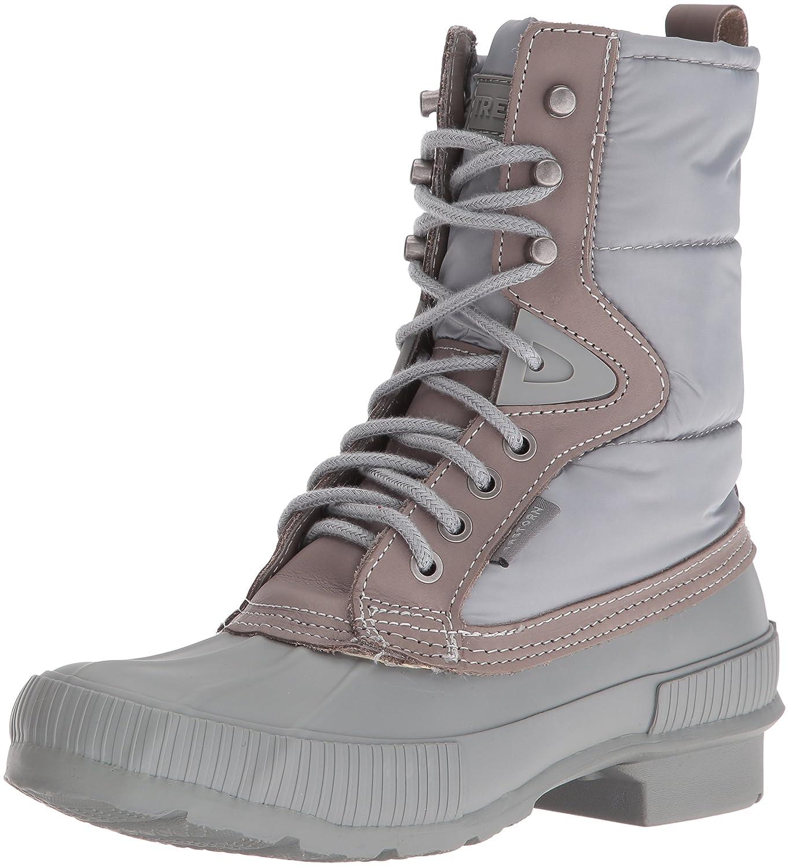 Tretorn Women's Foley Rain Boot B01G62UP0A 5 B(M) US|Grey/Grey/Grey