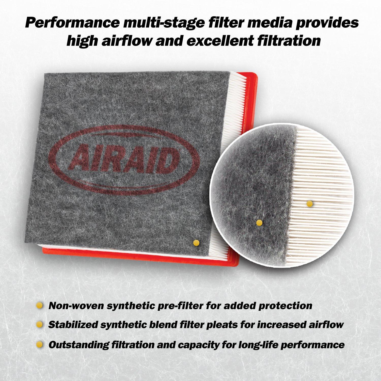 AIRAID 830-201 Disposable Air Filter