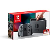 Nintendo Switch - Consola, Color Gris