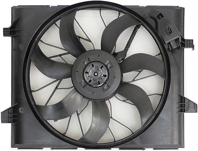 CPP – Ventilador de radiador de refrigeración para 11 – 15 Dodge ...