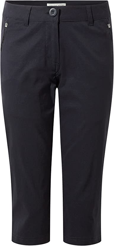 Craghoppers Pantaloni Elastici da Outdoor Donna Kiwi PRO