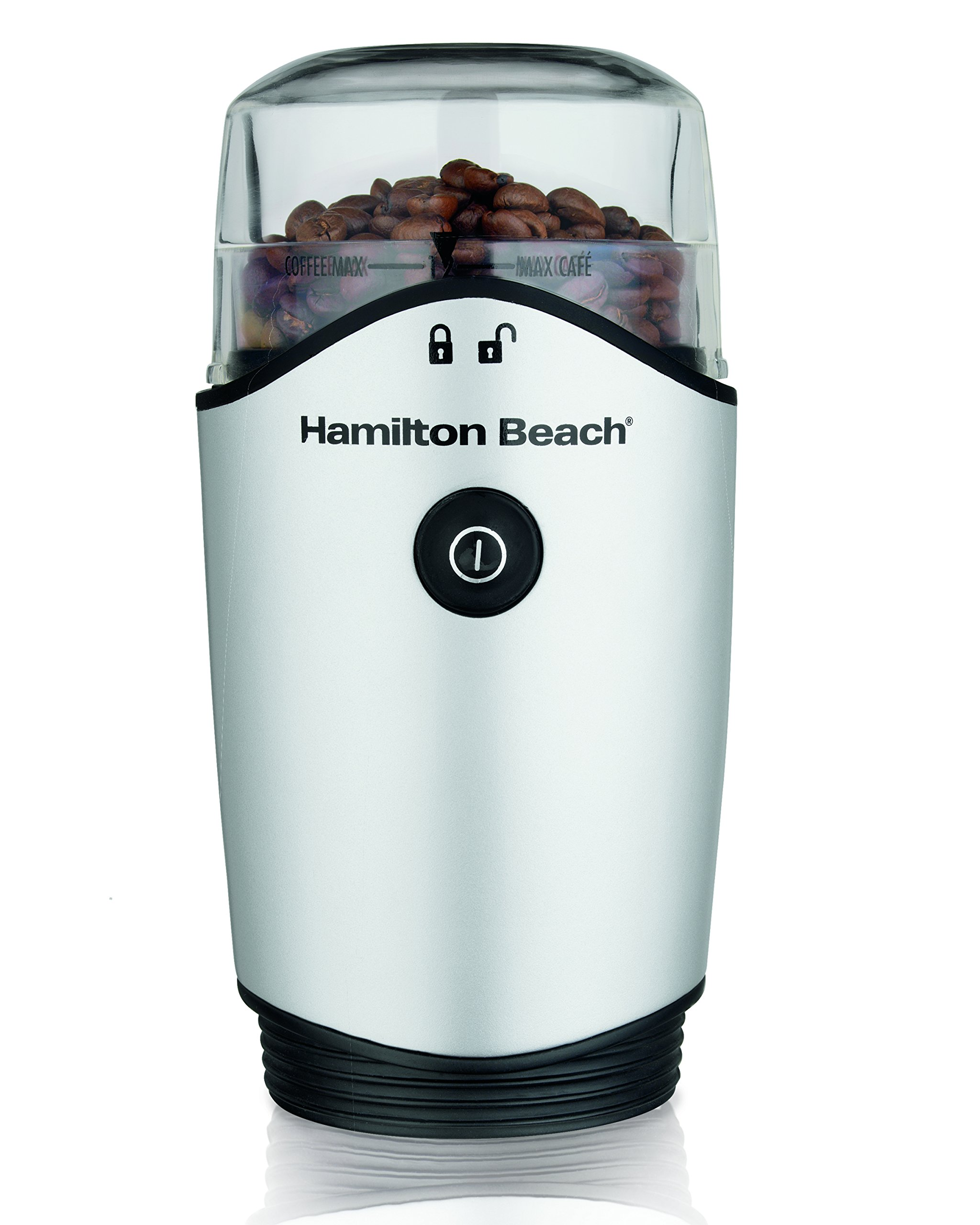 Hamilton Beach 80350R Spice & Coffee Grinder with Stainless Steel Blades