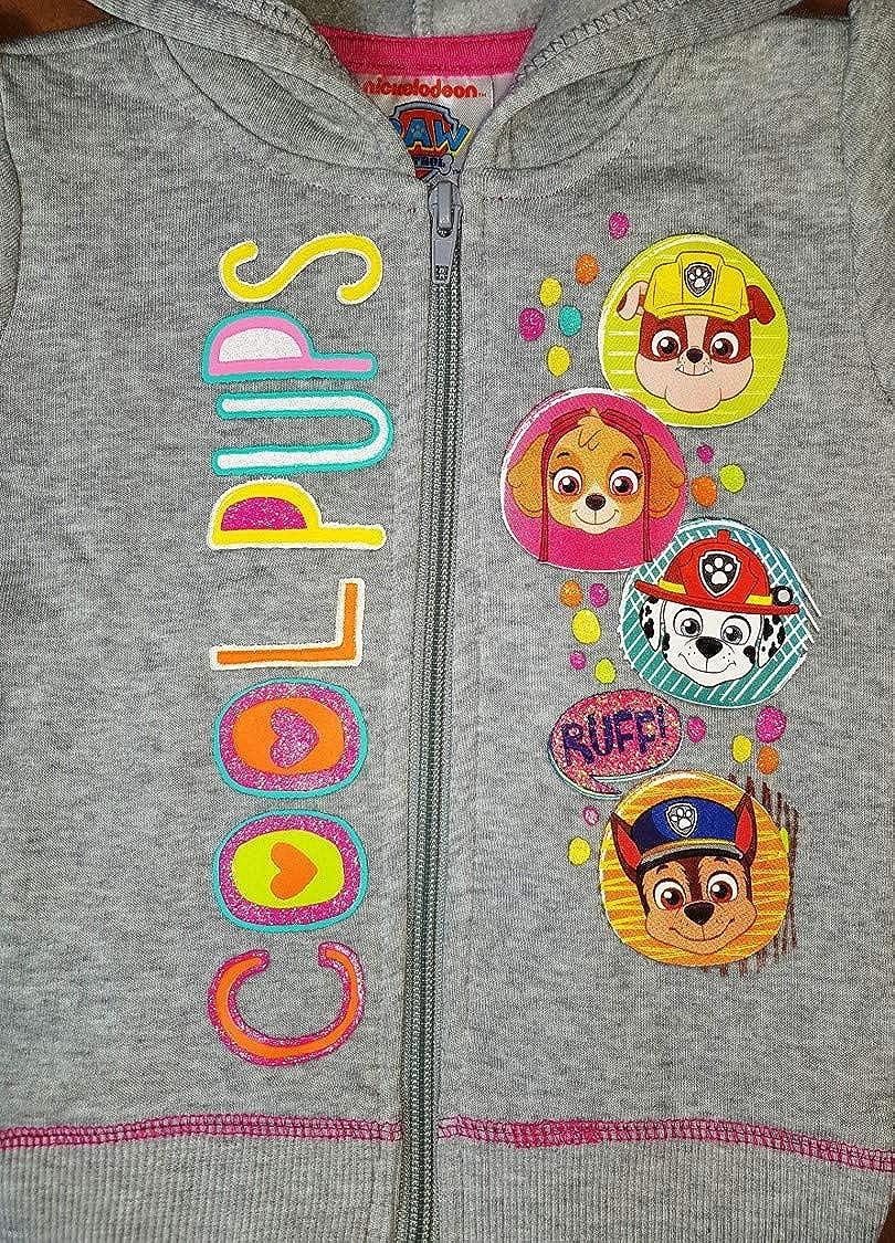 Chándal para niña Skye Patrulla Canina Color Gris o Lila (Gris, 4 ...