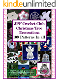 JPF Crochet Club Christmas Tree Decorations