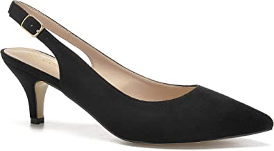 Kitten Heel Pumps Cheap