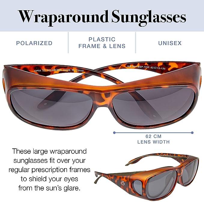 Amazon.com: Gafas de sol polarizadas, protección UV para ...