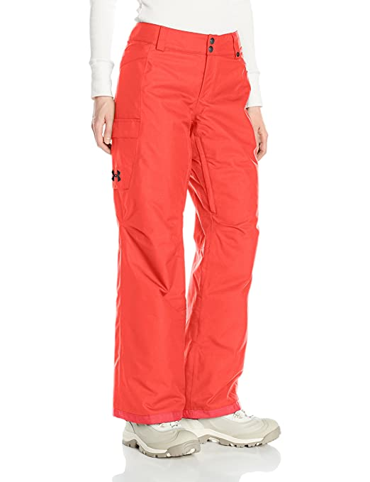 25d424bd3 Amazon.com: Under Armour Women's ColdGear Infrared Chutes Insulated Pants:  Clothing