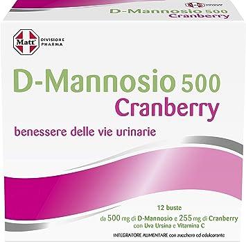 D Mannosio : quale migliore
