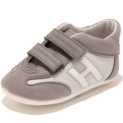 6359I sneakers bimbo culla HOGAN JUNIOR olympia scarpe cradle shoes kids a3a89fab6de