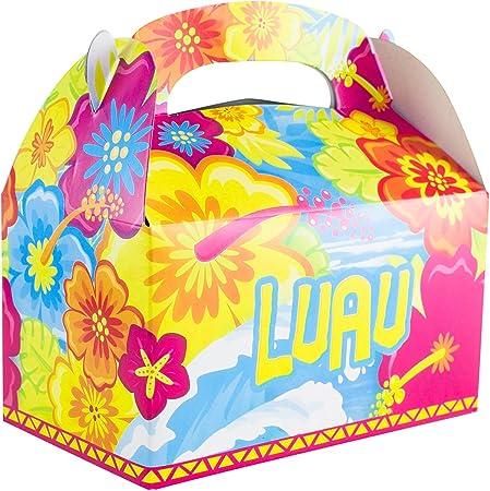 Amazon.com: Cajas de cartón coloridas con papel de ...