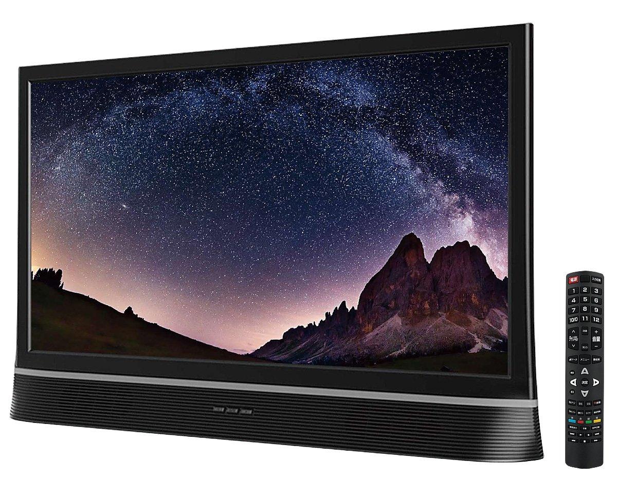 レボリューション 24V型 地上/BS/110度CSデジタルハイビジョン液晶テレビ 録画機能付 ZM-TVR2403S B071D12DG7