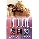 Into Love: The High Stakes Hearts Series Box Set, Books 1-3 (Second Chance Amnesia Romance, Secret Billionaire Santa Romance,