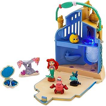 Disney Tienda Oficial Ariel Little Mermaid Animators Colección Surprise Playset: Amazon.es: Juguetes y juegos