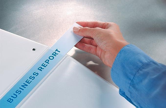 Amazon.com : Leitz Premium Presentation Binder, A4 Maxi, SoftClick Range 8.6 cm : Office Products
