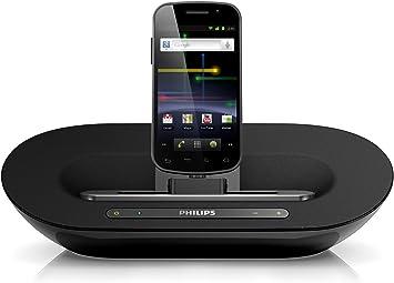 Philips AS351/12 - Altavoz Bluetooth con base de conexión para ...
