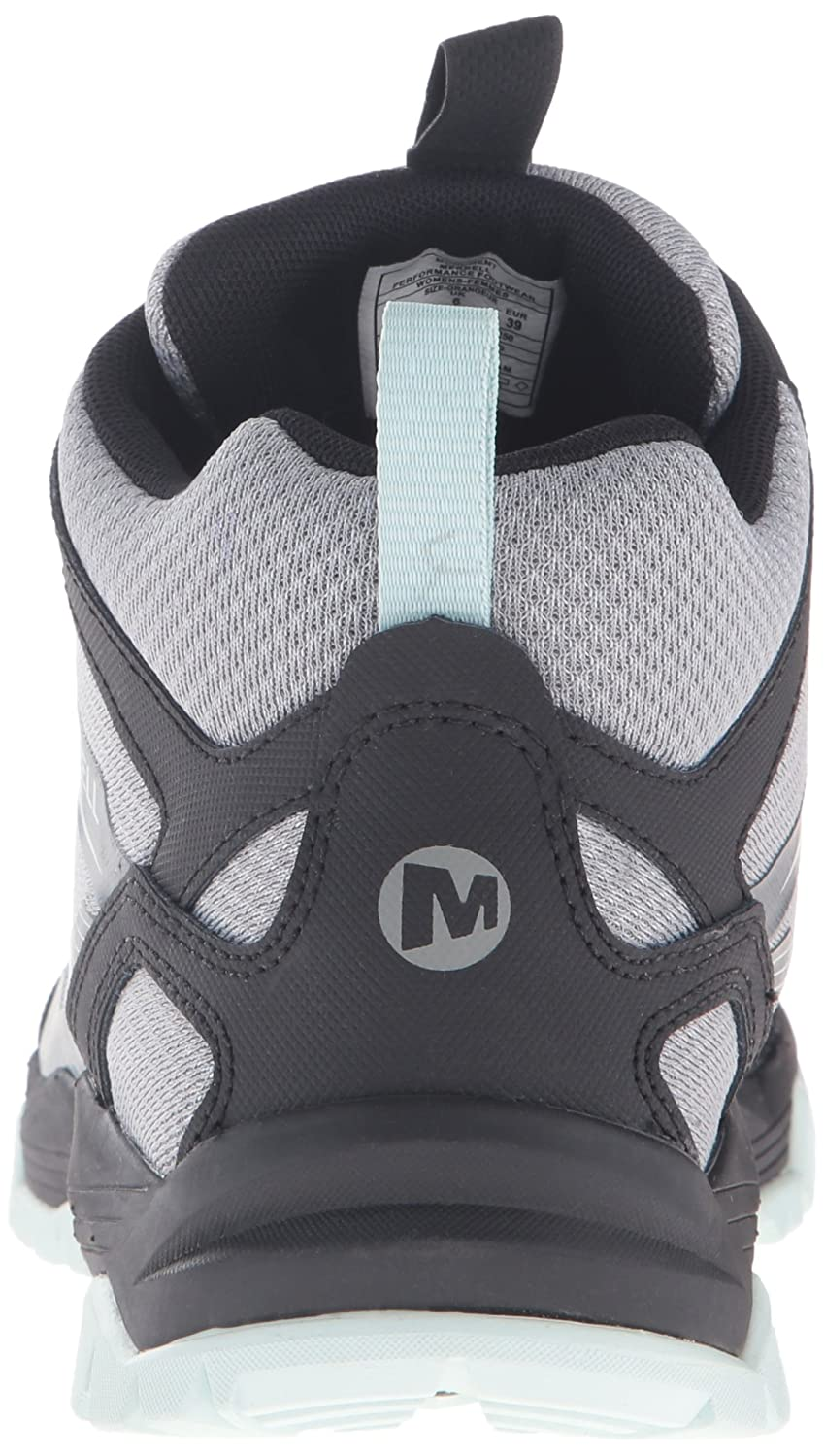 Merrell Women's Capra Rise Mid Waterproof Hiking Boot