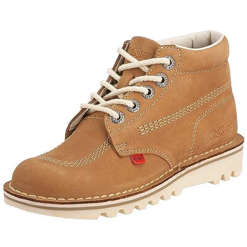 Kickers Kick Hi W Core - Botines para mujer: Amazon.es: Zapatos y complementos