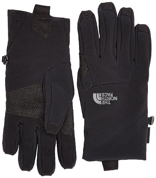 The North Face Apex + Etip Glove Women's TNF Black Medium