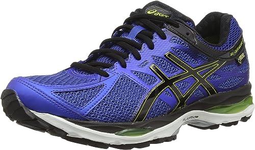 ASICS Gel-Cumulus 17 G-TX - Zapatillas de Running para Hombre, Color Azul (Mosaic Blue/Black/Lime Punch 5390), Talla 39: Amazon.es: Zapatos y complementos