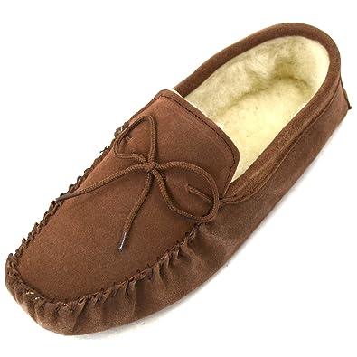 Zapatos marrones Snugrugs para mujer Oub4UB
