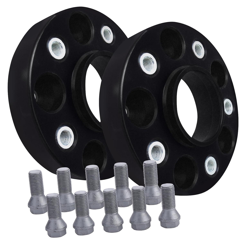 BlackLine by RSC Spurverbreiterung 60mm Achse// 30mm Seite LK 5x112 57,1-20513109/_4250891910315