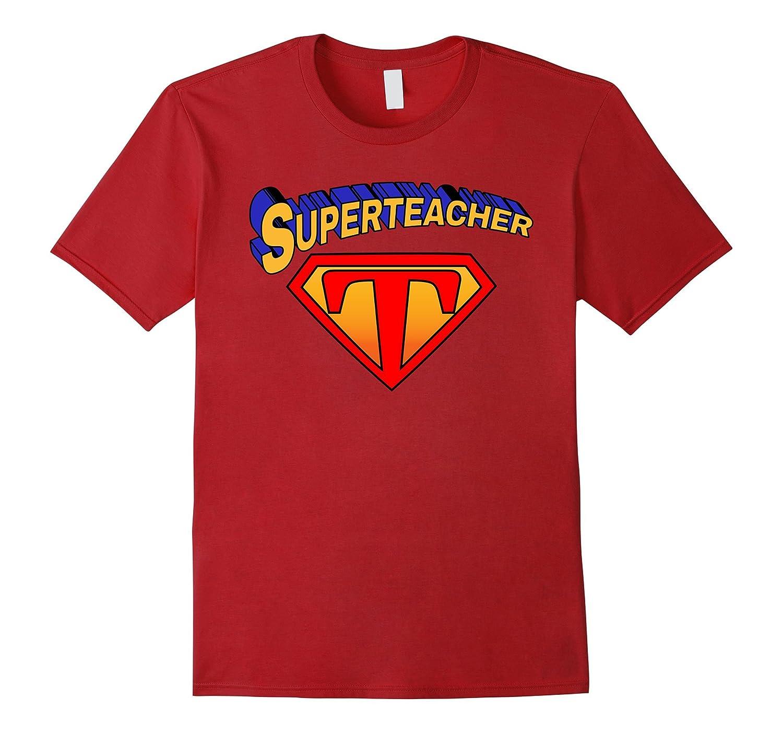 Amazon.com: Superteacher Superhero Funny Teacher Gift T-shirt: Clothing