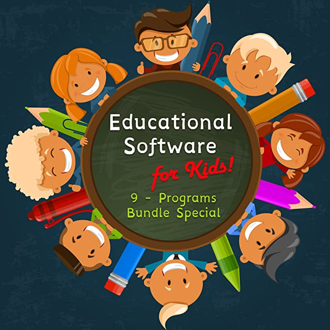Amazon.com: Educational Software for Kids | 9 Learning ...
