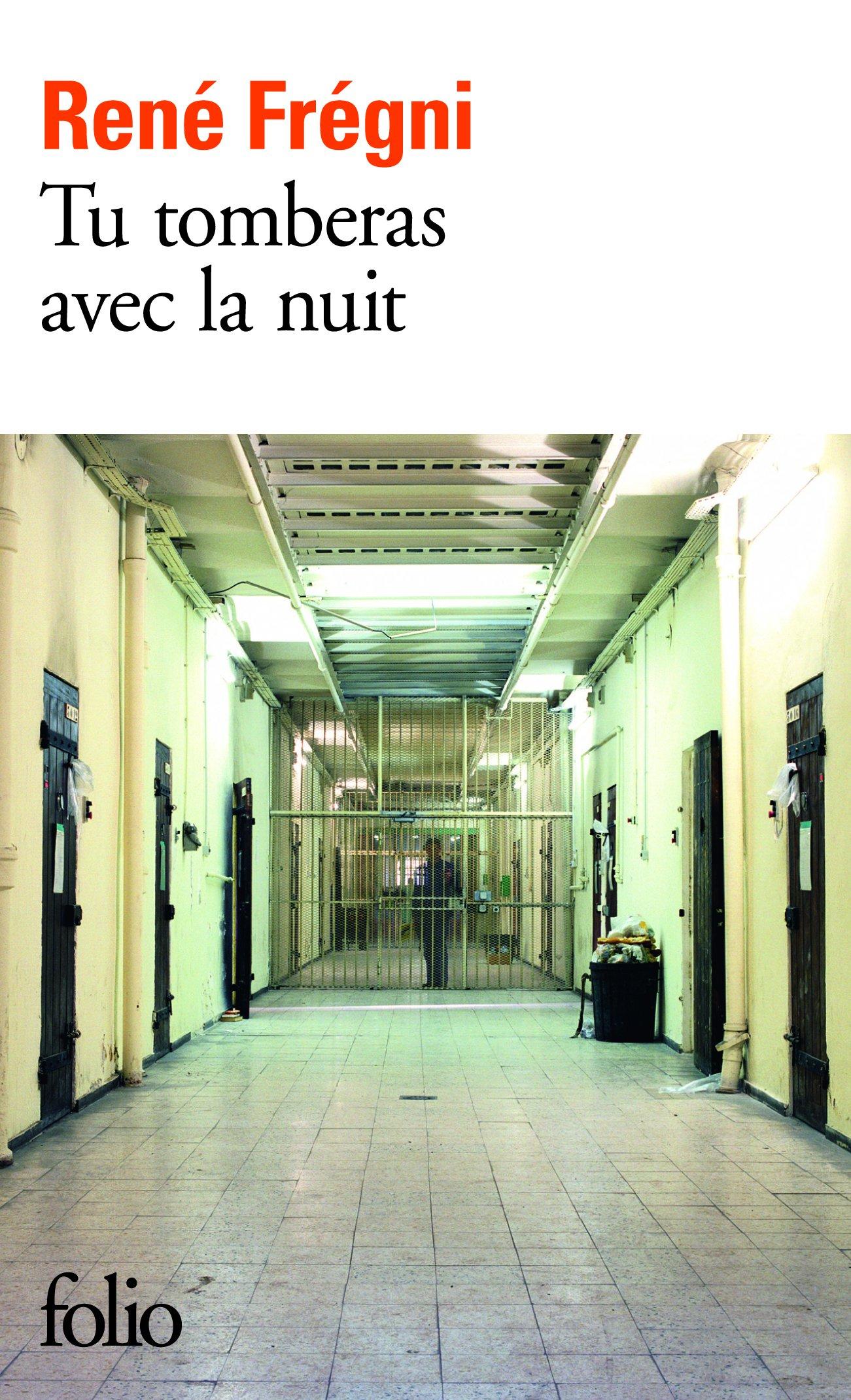 Read Online Tu Tomberas Avec La Nuit (Folio) (French Edition) pdf