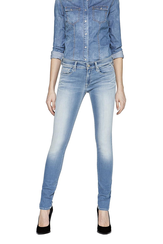REPLAY Luz Jeans Ajustados para Mujer