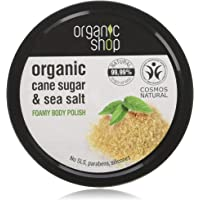 Organic Shop Caña de Azúcar Exfoliante Corporal Espumoso - 250 ml