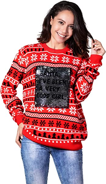 U LOOK UGLY TODAY Long Sleeve Jumper Pullover Uomo