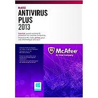 MCAFEE INC MCAFEE ANTIVIRUS PLUS 1PC 2013